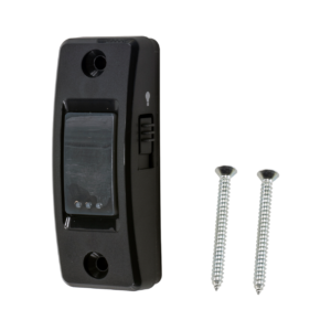Gate access control push button for easy quick access