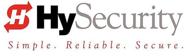 HySecurity logo