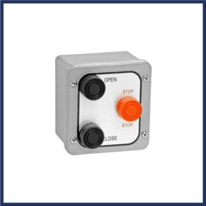 Gate control station - 3 button