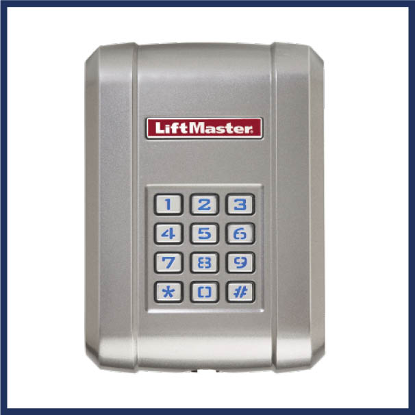 Gate keypad from LiftMaster