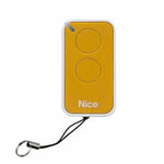 Nice yellow gate remote