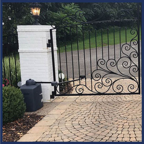 HySecurity SwingSmart gate openers
