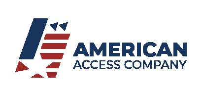 American Access Company's new logo